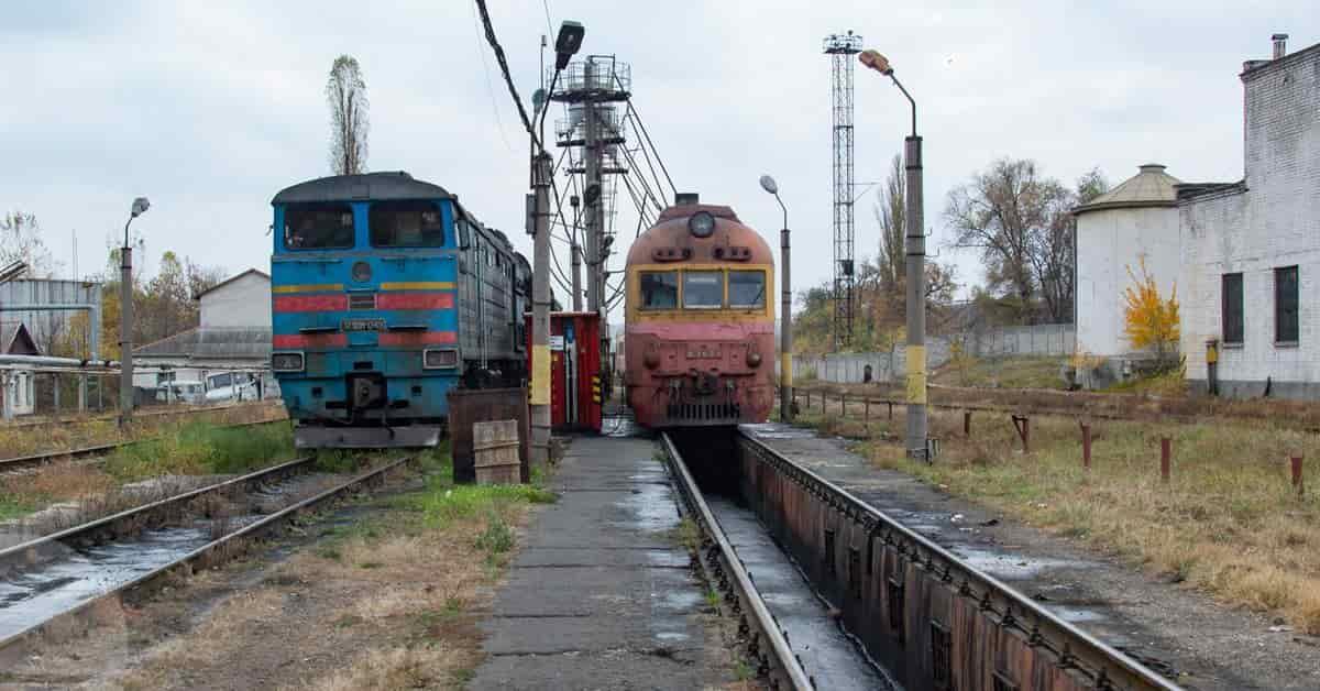 В Молдове на этой неделе может прекратиться движение поездов